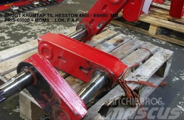 Hesston KRUMTAP HESSTON 4900/BB980