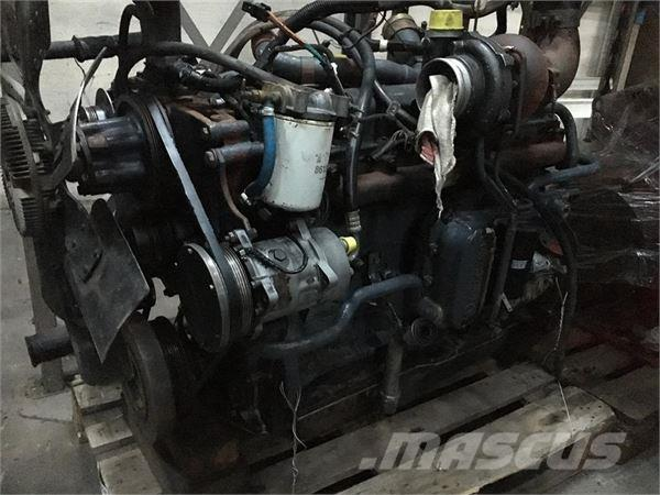 New Holland 8770 MOTOR