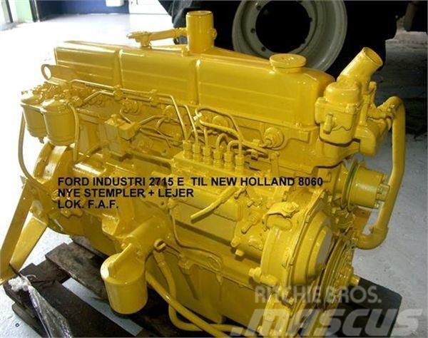 New Holland 2715E MOTOR.