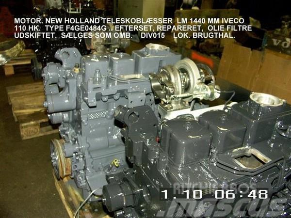 New Holland MOTOR TIL LM 1440