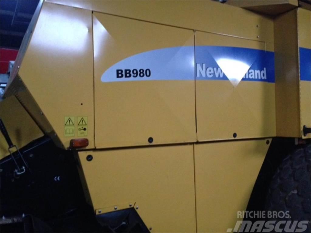 New Holland BB980
