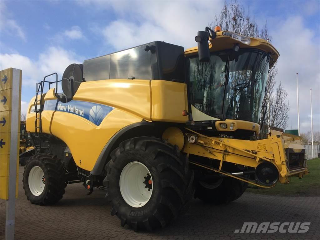 New Holland CX880 SLH