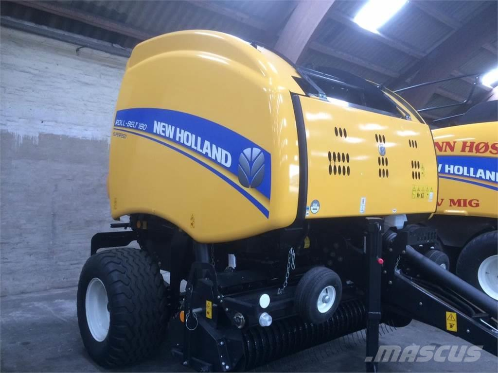 New Holland 180 SUPER FEED
