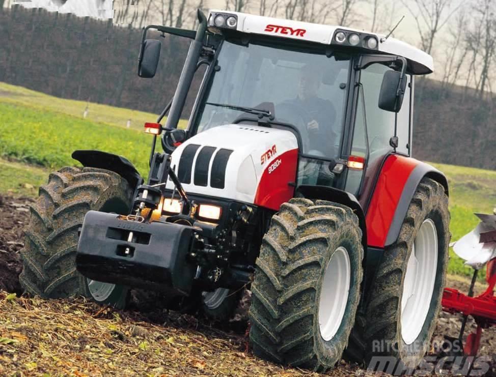 Steyr 9080MT - Other tractor accessories - Mascus Ireland