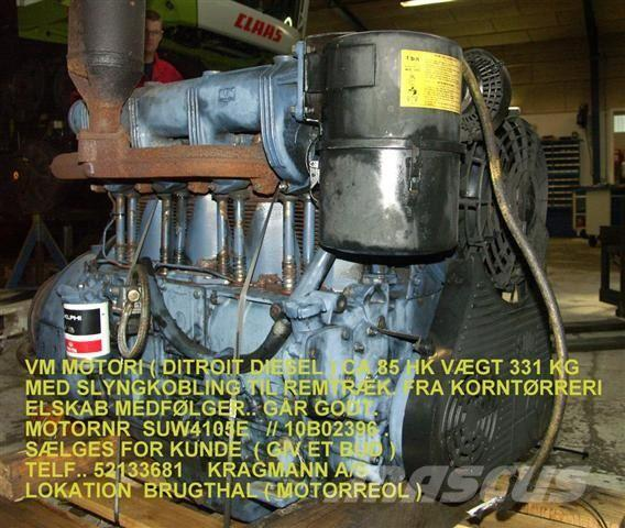 VM MOTOR (DITROIT DIESEL)