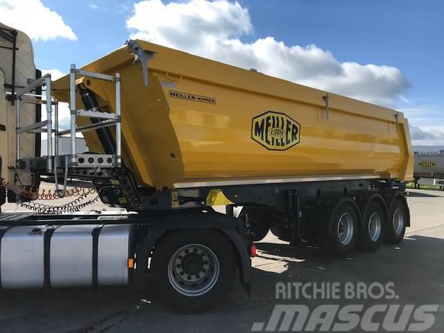 Meiller MHPS 44/3 (26m3 Hardox)