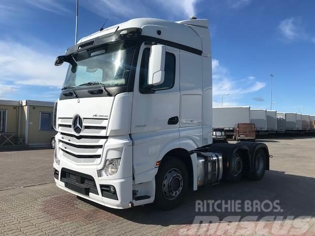 Mercedes-Benz Actros 2545LS/6x2
