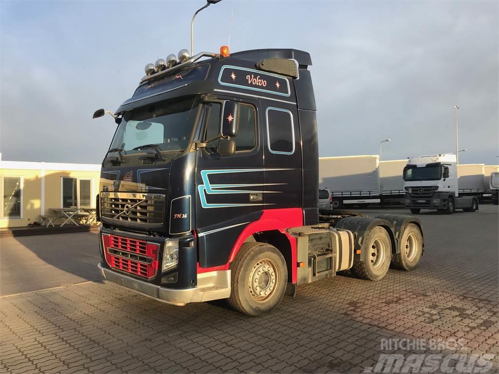 Volvo FH16/6x4/540HP