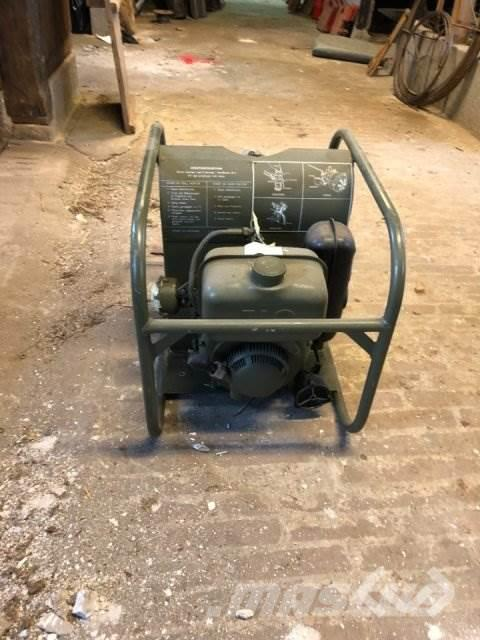 Desmi Bensindriven centrifugalpump Sa40-B