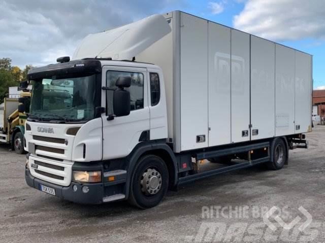 Scania P230 4x2 Skåp (öppningsbar sida+bg-lyft) - 08
