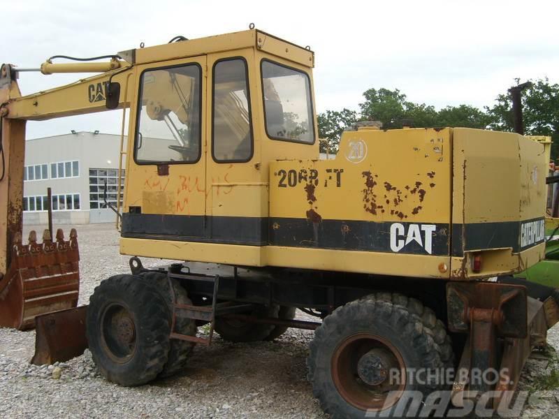 Caterpillar 206 BFT