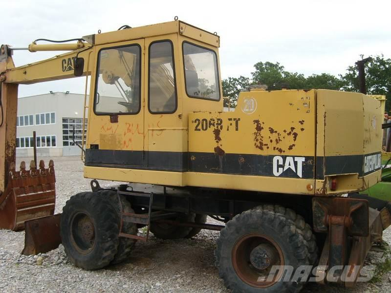 Caterpillar 206 BFT