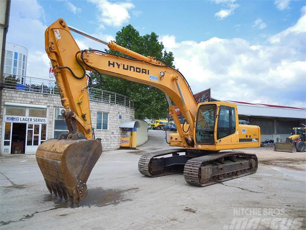 Hyundai R290NLC-7