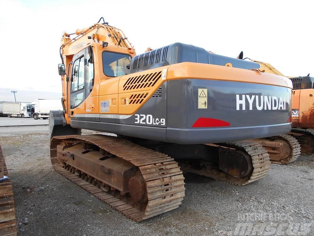 Hyundai R320LC-9