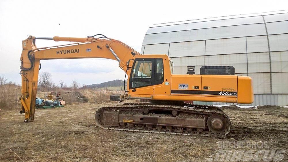 Hyundai R450LC-7
