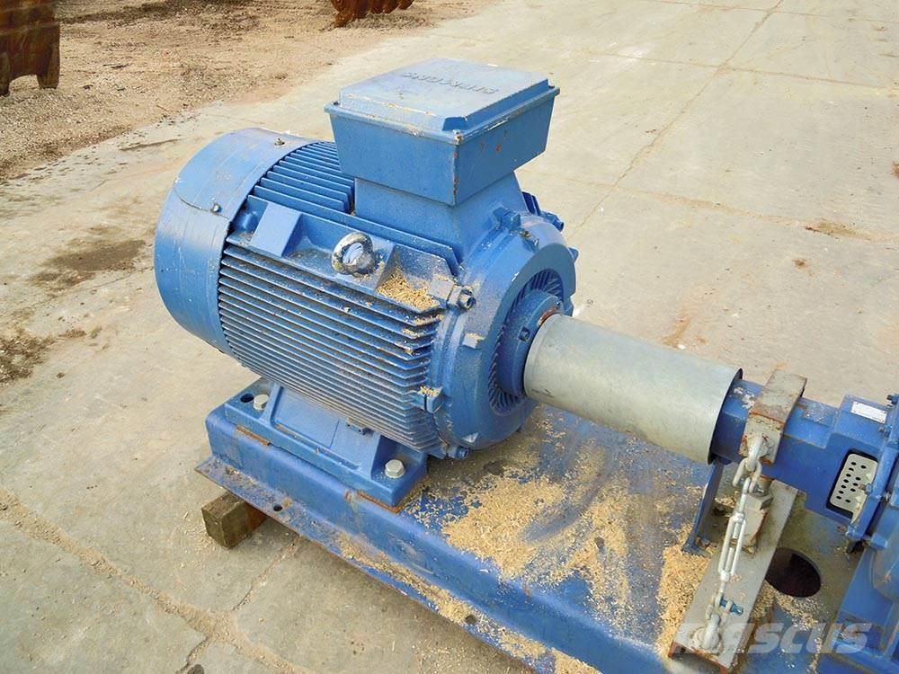KSB ETANORM G 125-200, 2004, Waterpumps