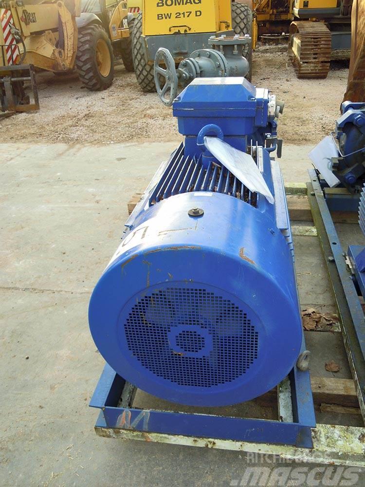 KSB MTC 125/02, 2007, Waterpumps