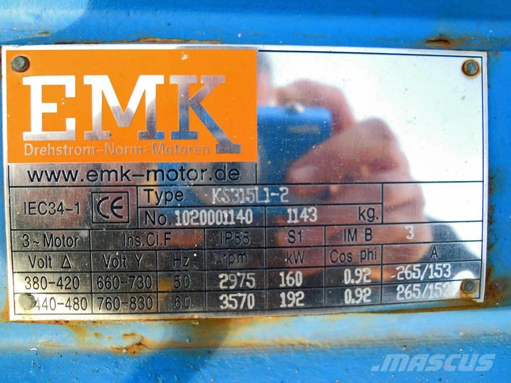 KSB MTC 125/02, 2005, Waterpumps