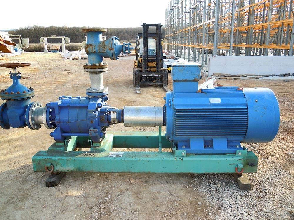 KSB MTC 125/04, 2005, Waterpumps