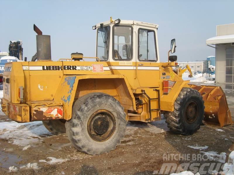Liebherr L531