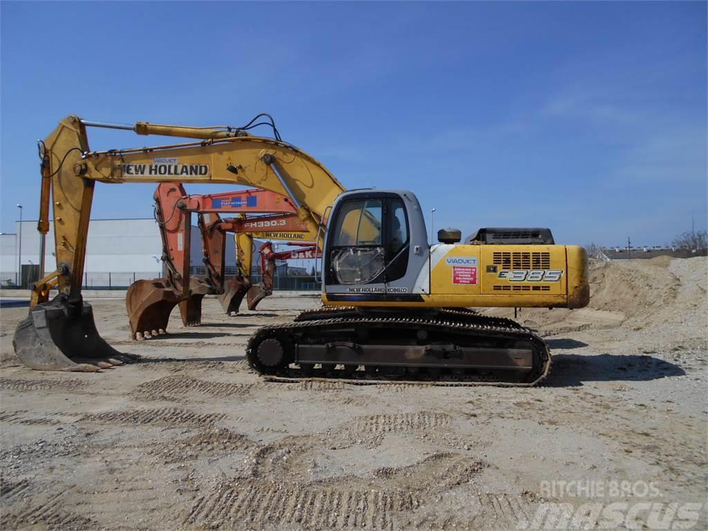 New Holland E385EL
