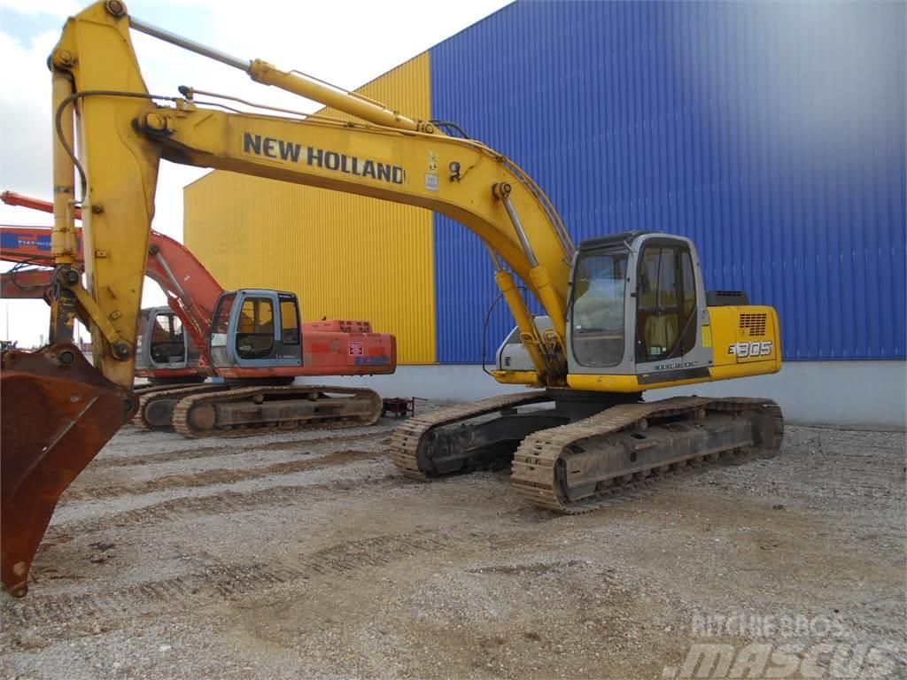 New Holland KOBELCO E305