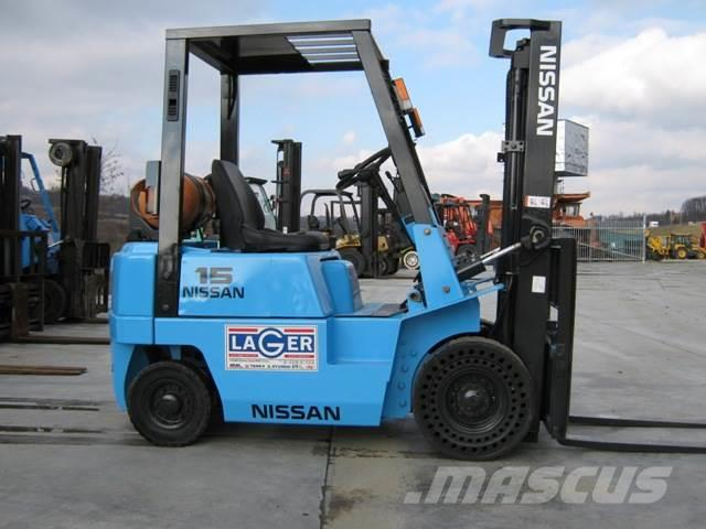 Nissan NJ01A15
