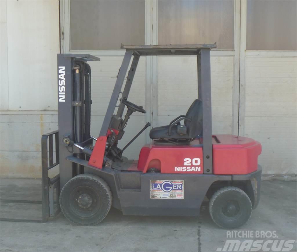 Nissan PJ02