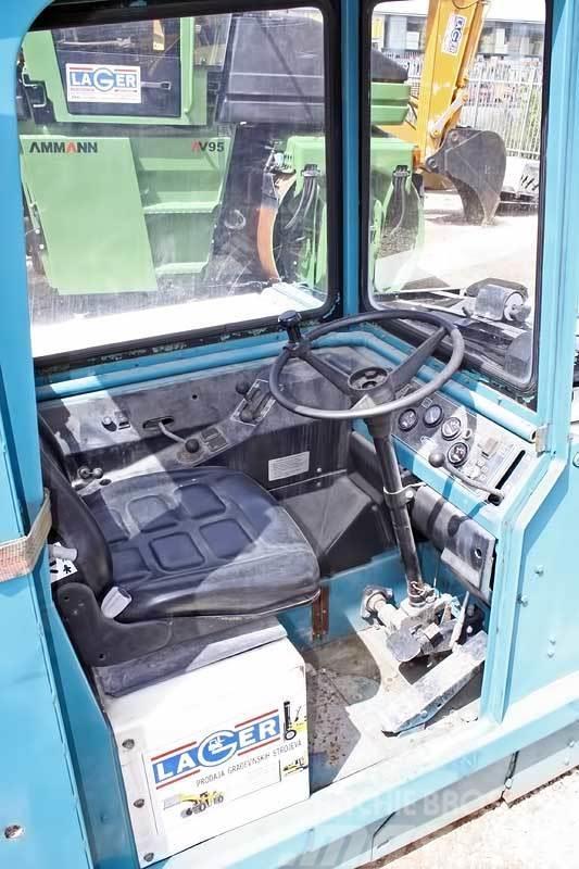 Tennant NV 275, 1989, Sopmaskiner