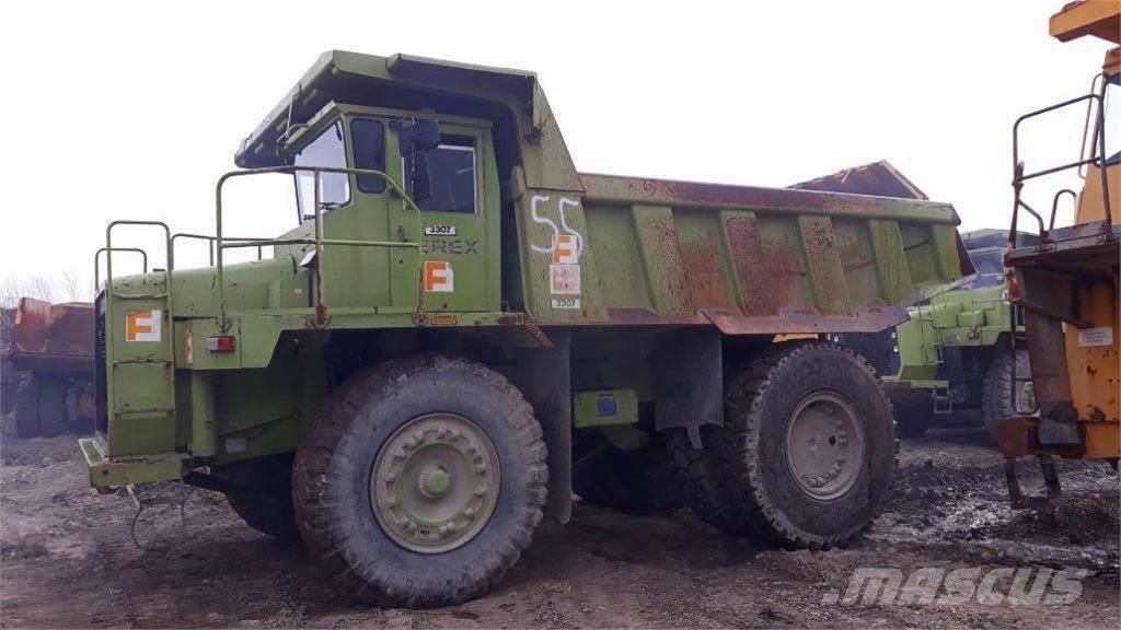 Terex 3307