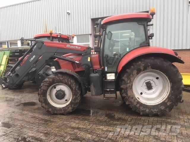 Case IH MAXXUM 140 MC TRACTOR