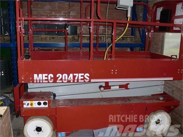MEC 2047ES SCHAAR HOOGWERKER