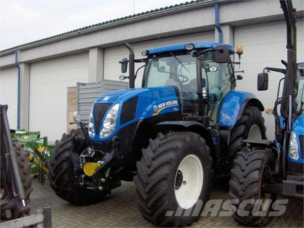 New Holland 7.170RC TRACTOR