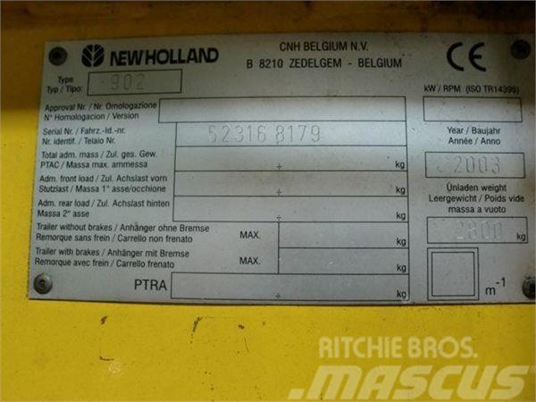 New Holland RI600V MAISBEK