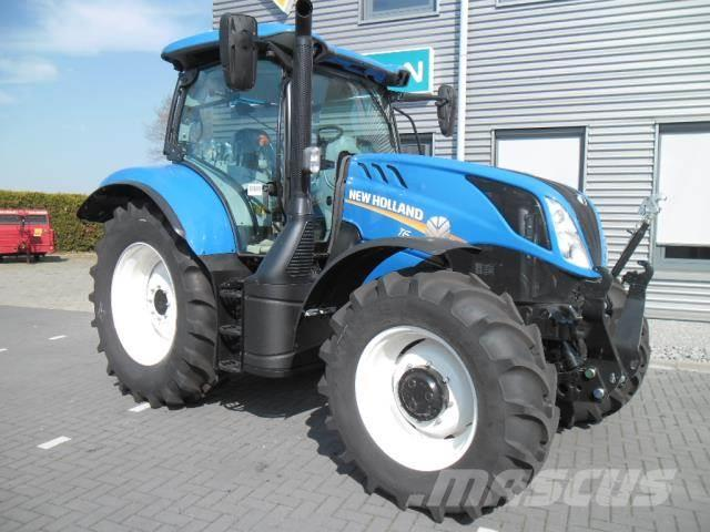 New Holland T6.165 T4B TRACTOR