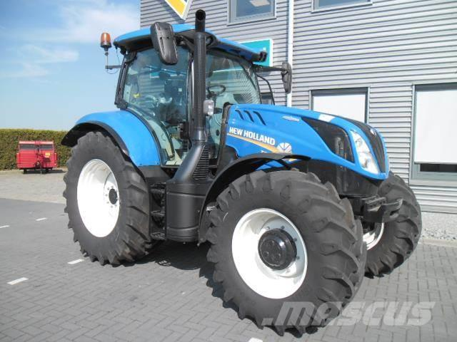 New Holland T6.165AC T4B TRACTOR