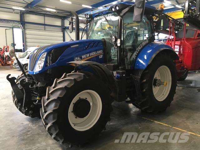 New Holland T6.175DYN.C. TRACTOR
