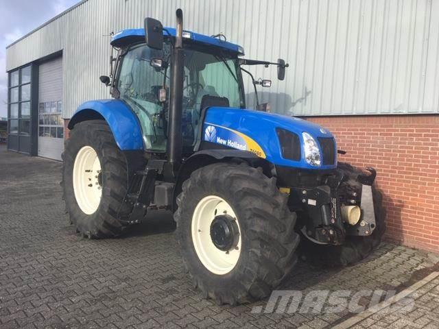 New Holland T6080 RC 4WD TRACTOR