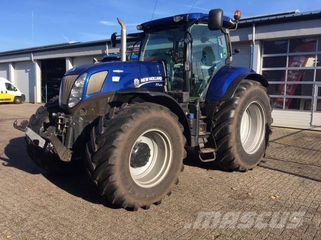 New Holland T7.270AC TRACTOR