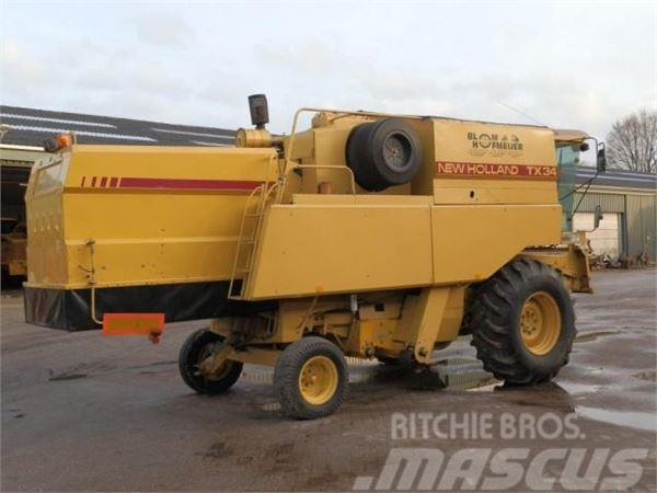 New Holland TX34 MAAIDORSER