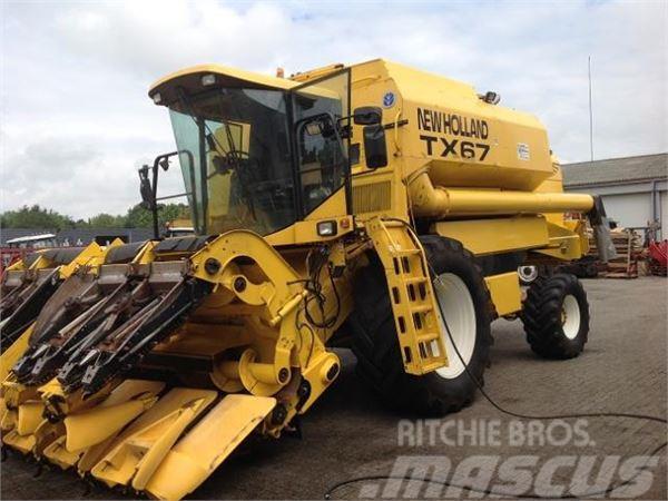 New Holland TX67CC1E20103 MAAIDORSER