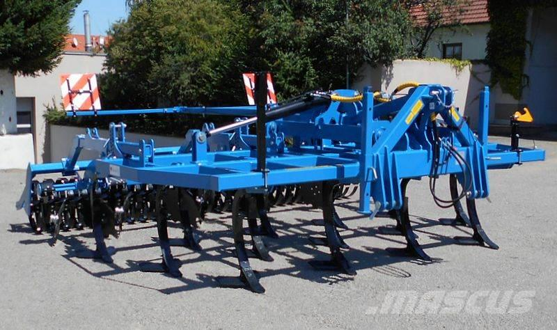 Agri Flex Soil Star 400 2TS High Line