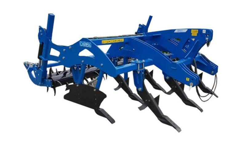 Agripol Grizly 200/250/300 T