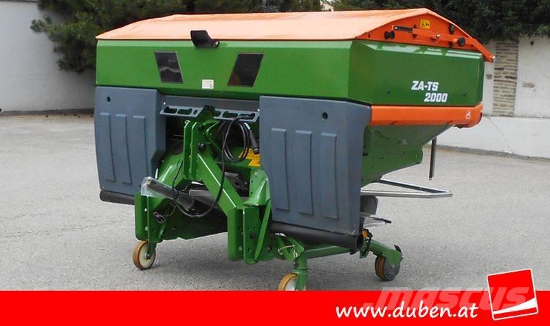 Amazone ZA-TS 2000 Profis Tronic