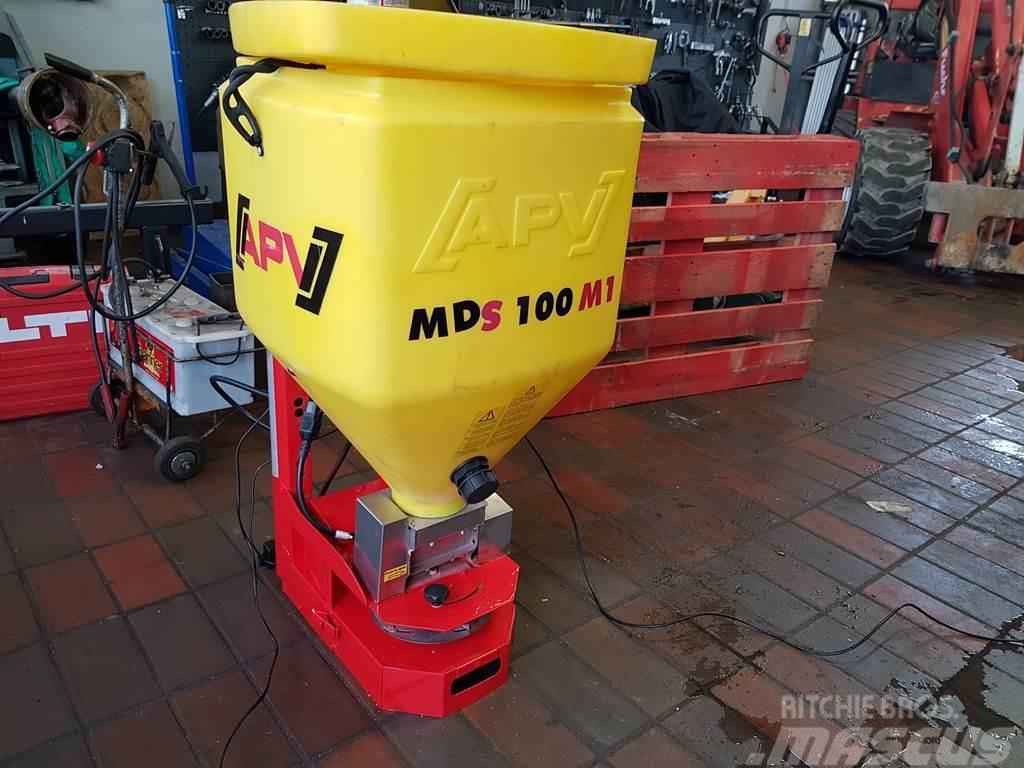APV MD 100 M1 Winterdienststreuer