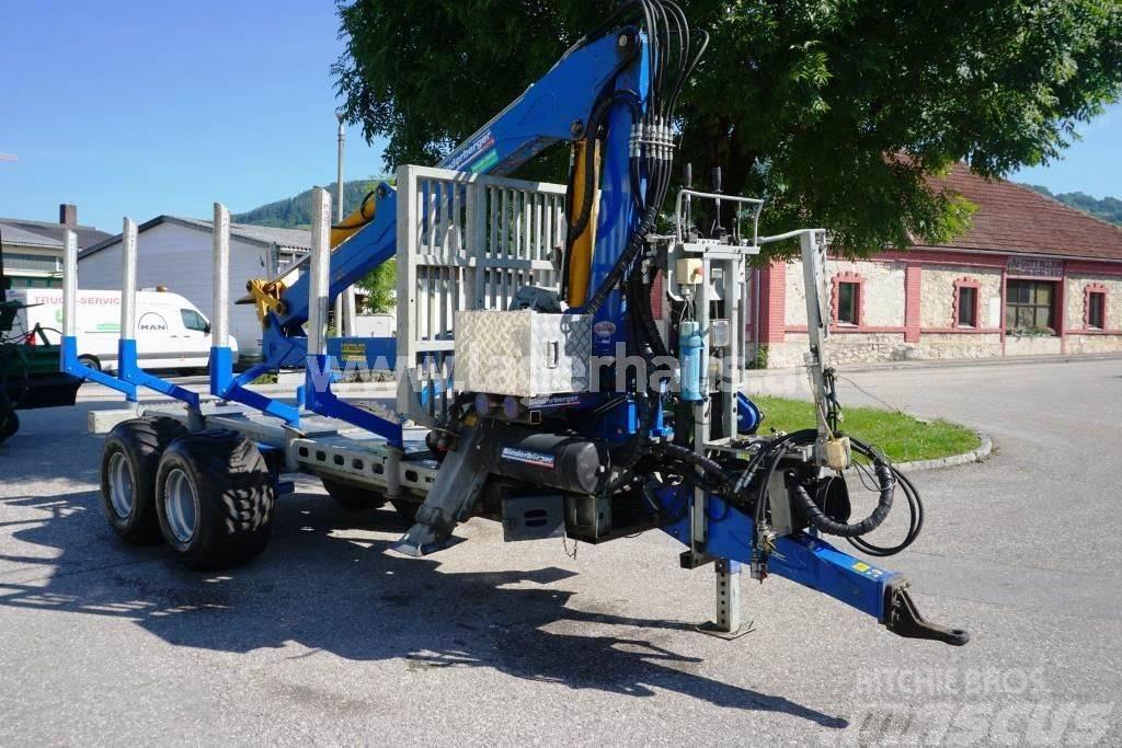 Binderberger RW 11 MIT FORSTKRAN 7800