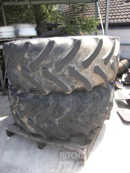 Firestone 650/75R32 u. 530-610/21,3-24