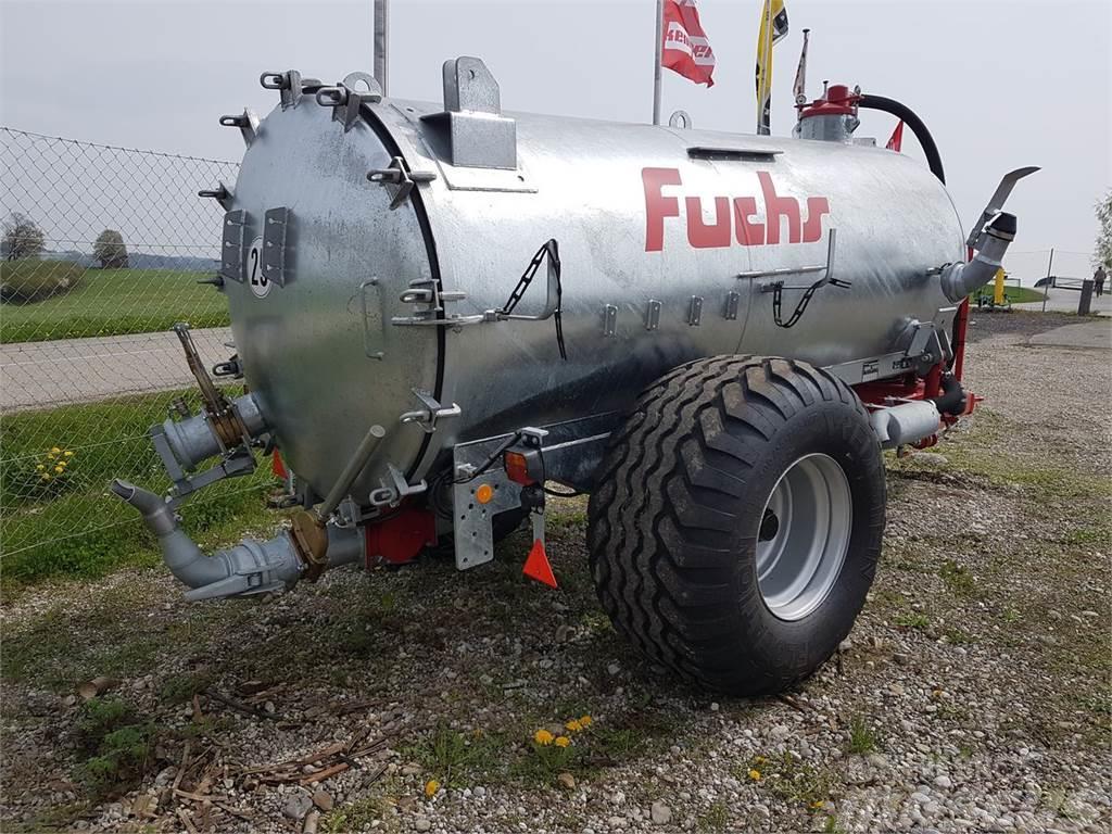 Fuchs Güllefass VK 5,5 E mit 5700 Liter
