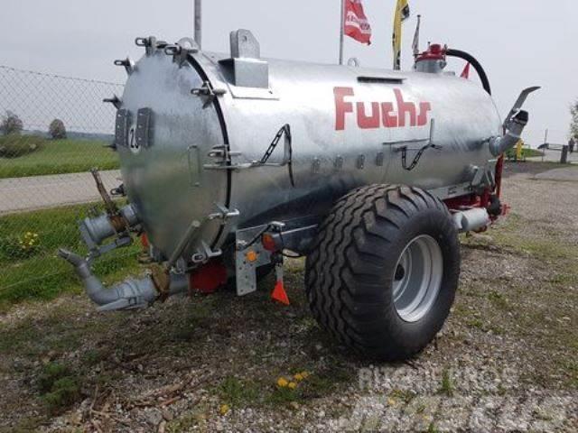 Fuchs VK 5,7 5700 Liter Einachs