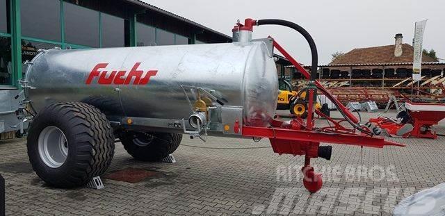 Fuchs VK 6 6300 Liter Einachser